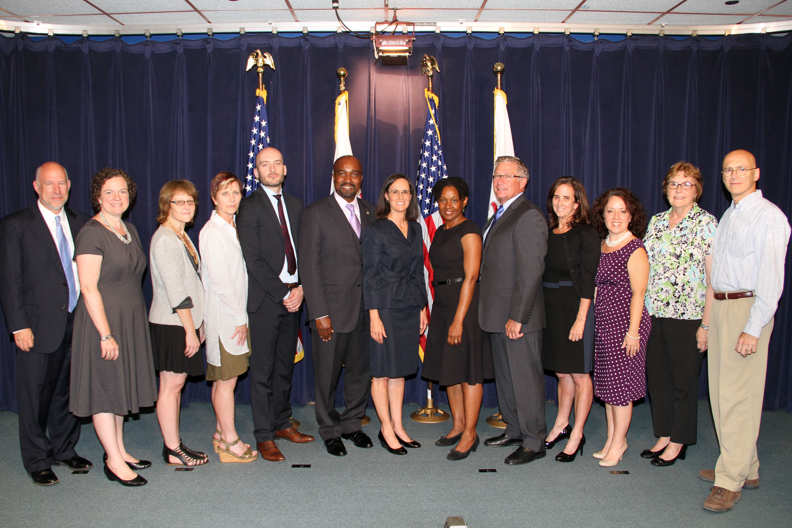 Attorney General Lisa Madigan Press Conference